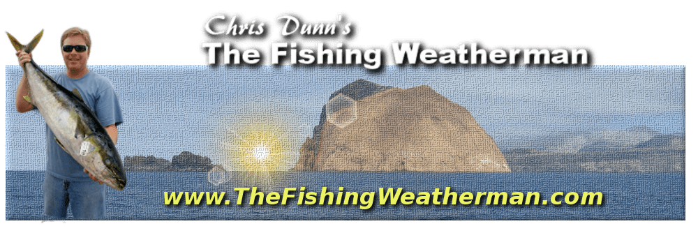 The Fishing Weatherman