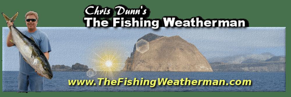 The Fishing Weatherman